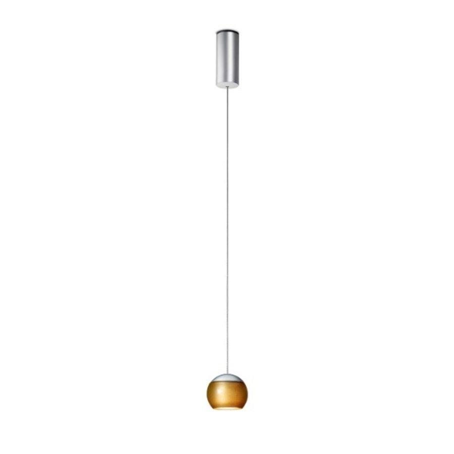 Dimbare 1-lichts hanglamp Balino met geïntegreerde LED