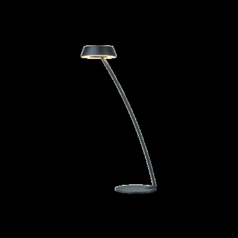 Dimbare Tafellamp Glance Curved met geïntegreerde LED