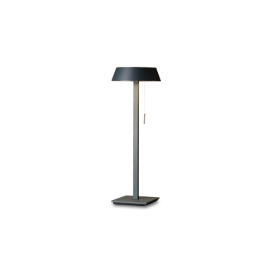 Dimbare tafellamp Glance Straight met geïntegreerde LED
