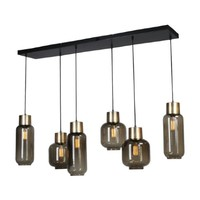 6-lichts Hanglamp Lett