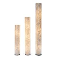 Vloerlamp Full Shell Cilinder - H 150 cm
