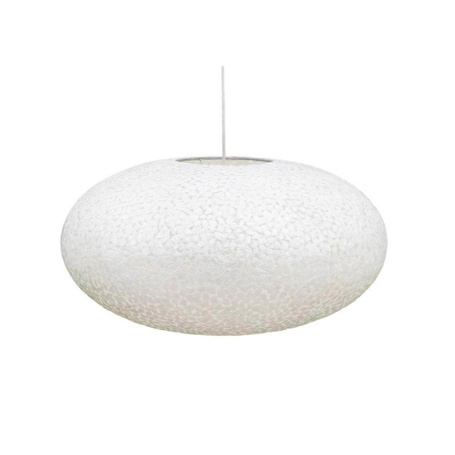 Hanglamp Wangi White Ufo Medium