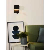 Wandlamp Boxer met geïntegreerde LED