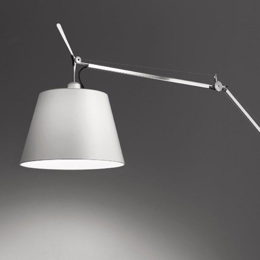 Wandlamp Tolomeo Mega Parete - Aluminium