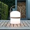 Lucide Oplaadbare tafellamp voor buiten Joe met geïntegreerde LED