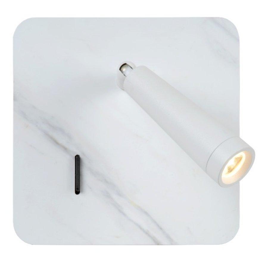 Wandlamp Oregon met geïntegreerde LED