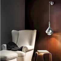 Dimbare Hanglamp Sky-Fall Medium met geïntegreerde LED