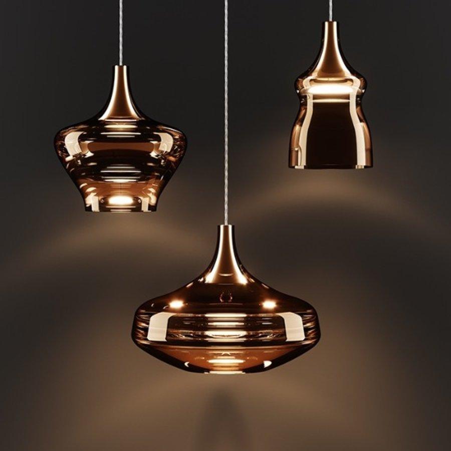 Dimbare Hanglamp Nostalgia Large met geïntegreerde LED