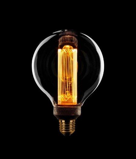 LED E27 G95 3-staps dimbaar