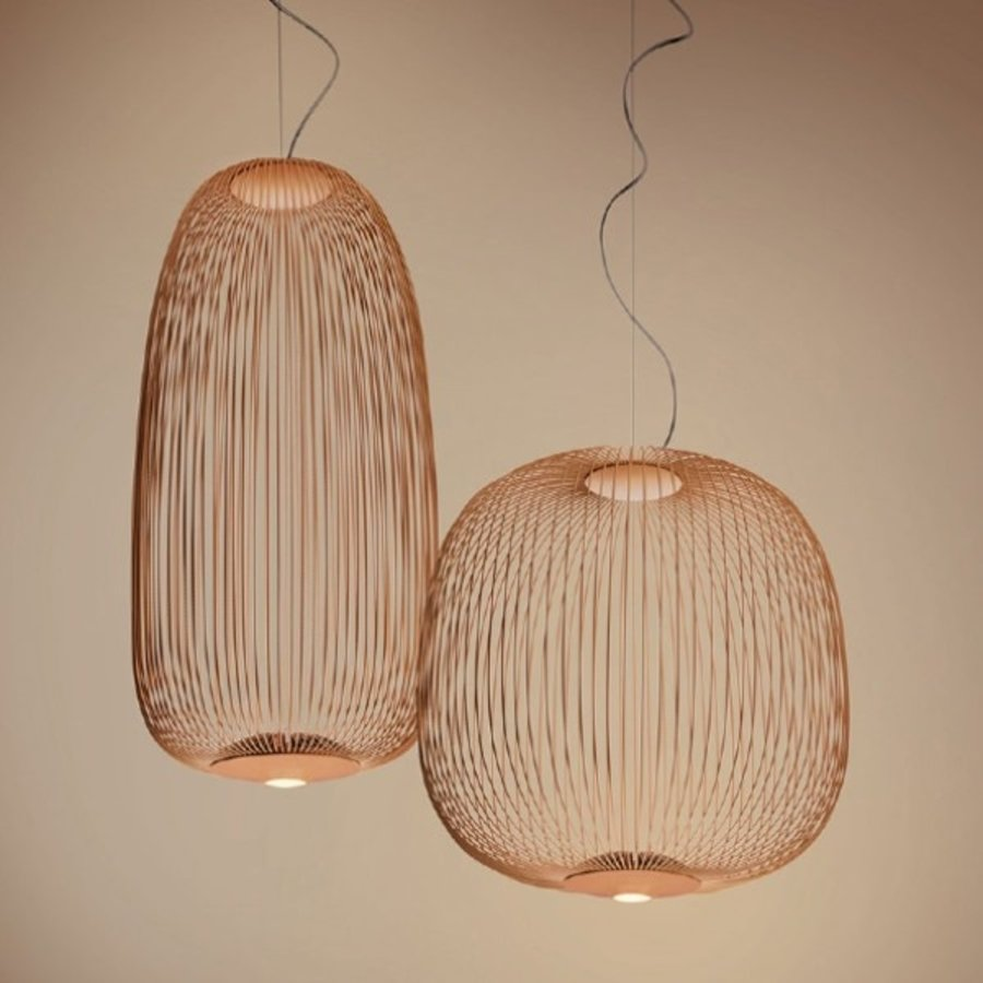 Hanglamp Spokes 1 met geïntegreerde LED
