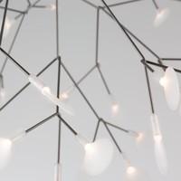 Dimbare Hanglamp Heracleum II Small met geïntegreerde LED