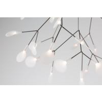 Dimbare hanglamp Heracleum Endless met geïntegreerde LED