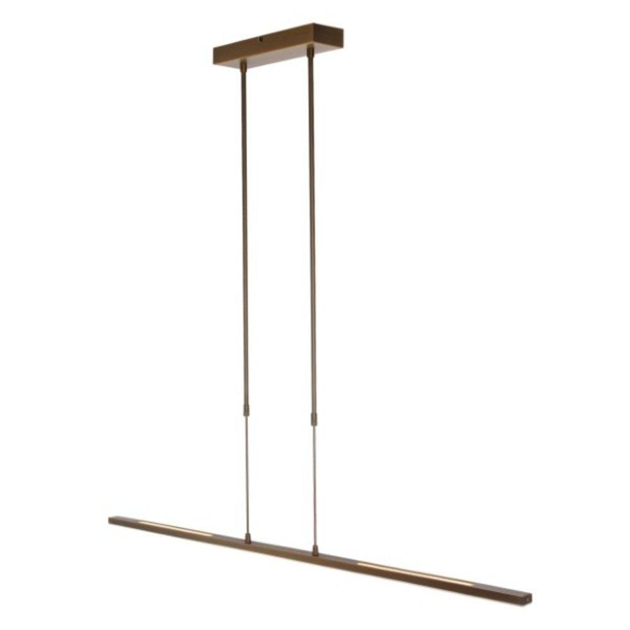 Dimbare en in hoogte verstelbare Hanglamp Zelena met geïntegreerde LED