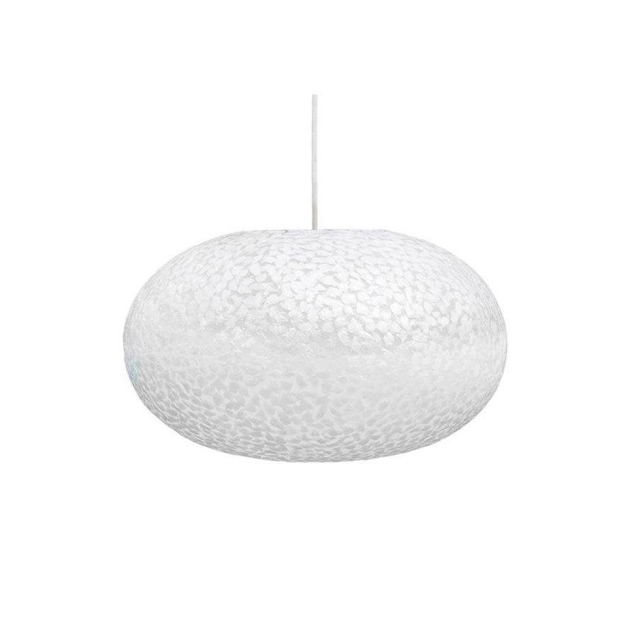 Hanglamp Wangi White Ufo Small