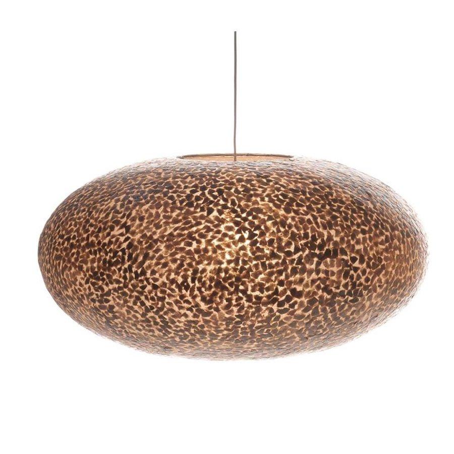 Hanglamp Wangi Gold Ufo M