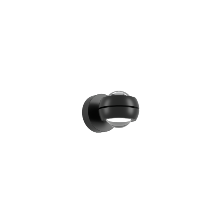 Dimbare Wandlamp Nautilus Mini met geïntegreerde LED