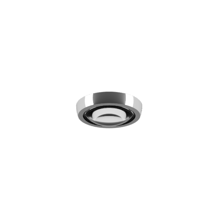 Dimbare opbouwspot Nautilus met geïntegreerde LED