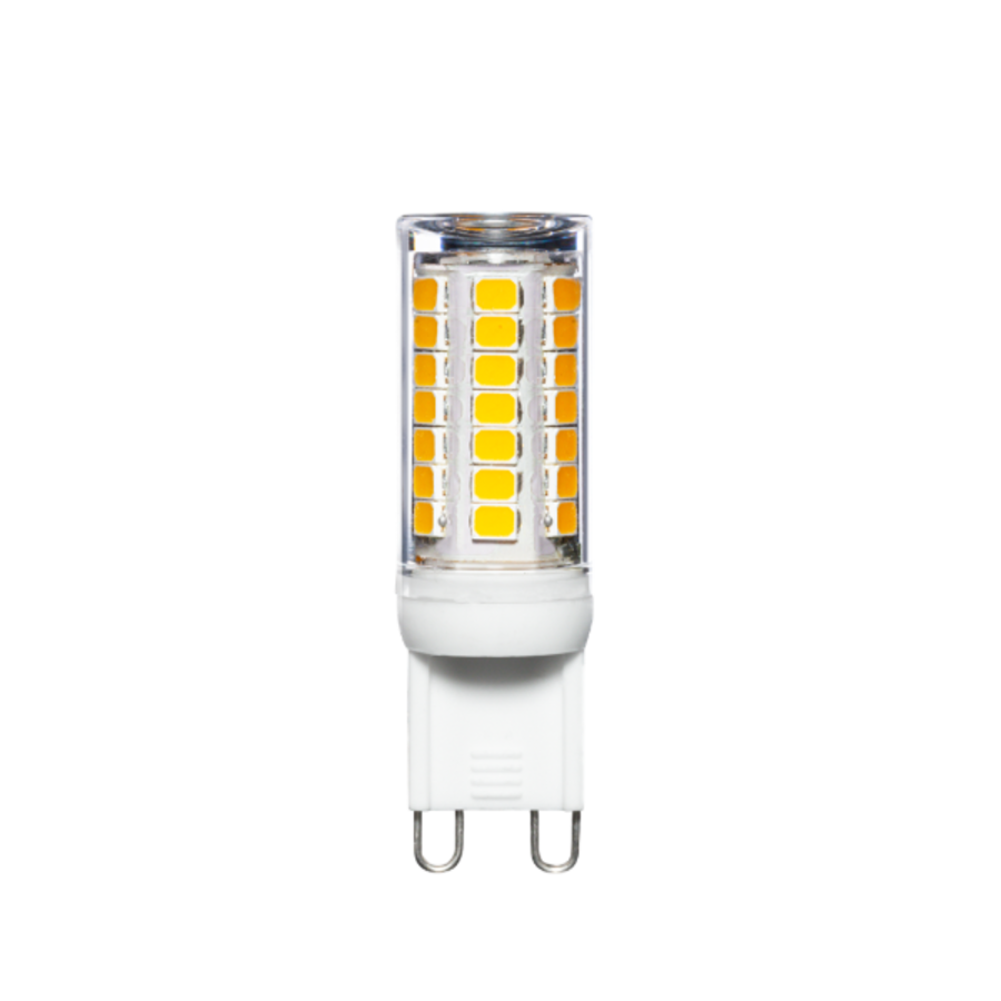 Dimbare LED lichtbron G9 - maximaal 3 Watt (30 Watt)