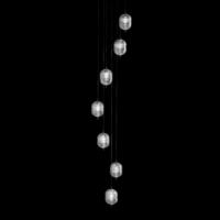 Dimbare Hanglamp Jefferson Small met geïntegreerde LED