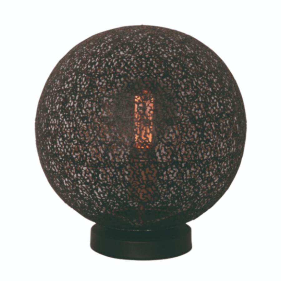 Tafellamp Oronero Ø 30 cm