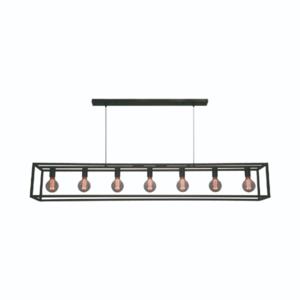 Freelight 7-lichts Hanglamp Esteso