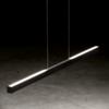 Holtkötter In hoogte verstelbare + dimbare (Dim to Warm) hanglamp Xena L met geïntegreerde LED - Lengte 160 cm