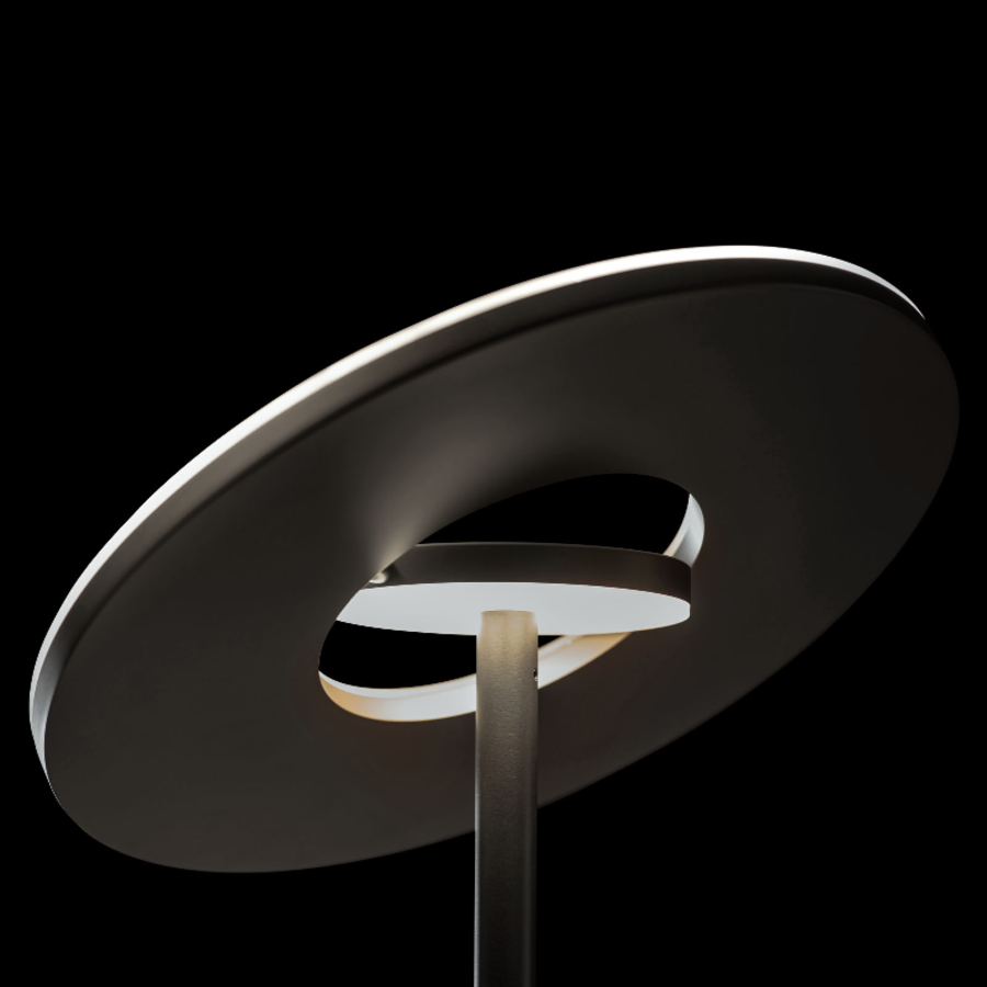 Dimbare vloerlamp Nova met geïntegreerde LED