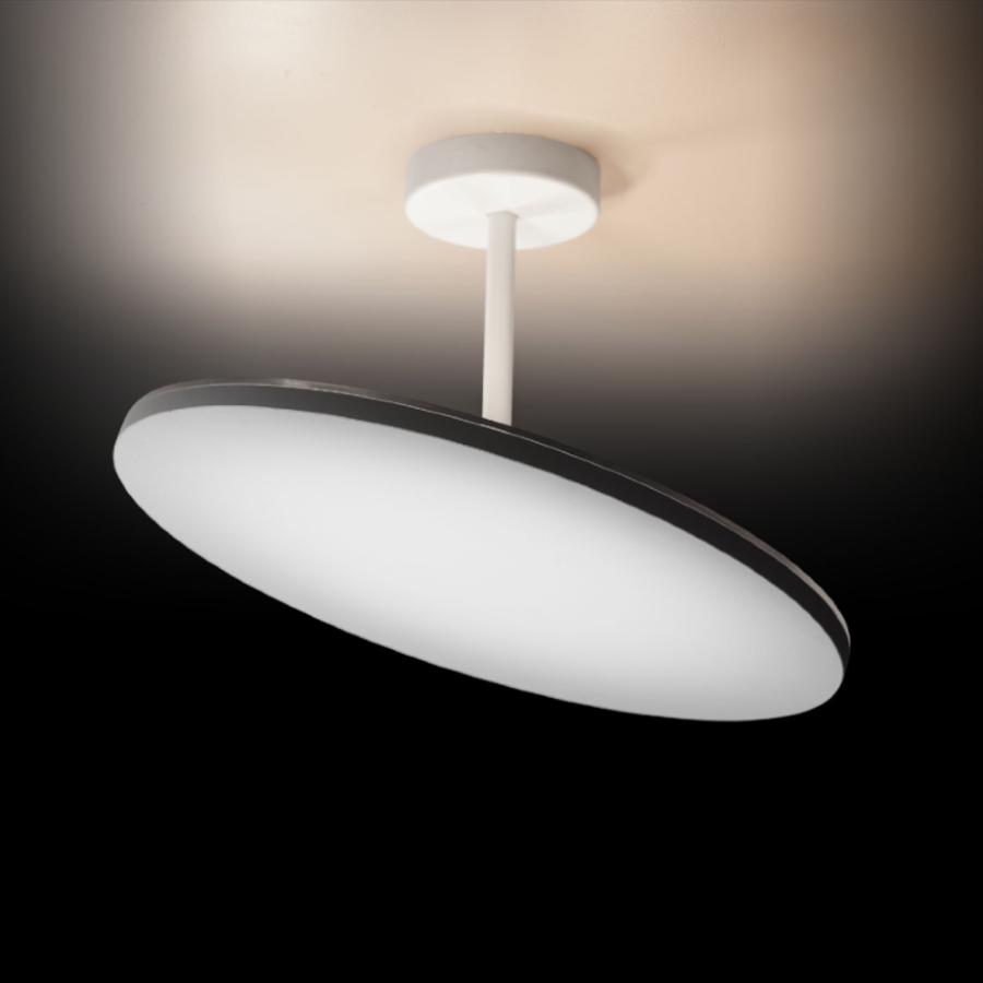 Dimbare plafondlamp Plano DR met geïntegreerde LED