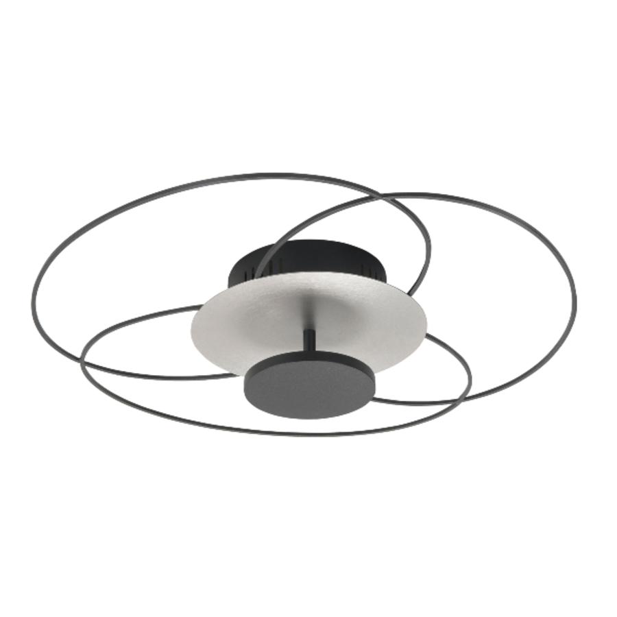 3-staps dimbare plafondlamp Fiore met geïntegreerde LED