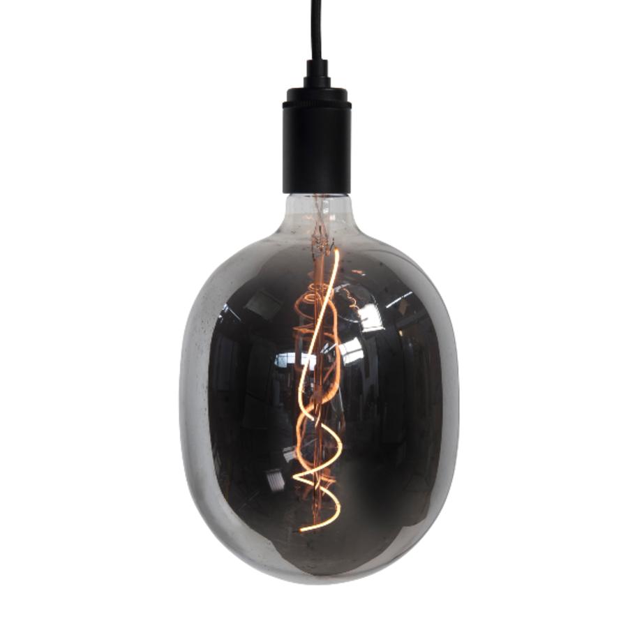 Dimbare LED lichtbron Filament Egg Maxi E27 - maximaal 4 Watt