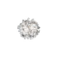 Wand-plafondlamp Clizia Mini Fumé