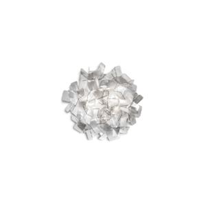 Slamp Wand-plafondlamp Clizia Mini Fumé