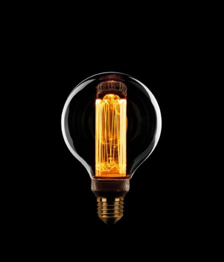 LED E27 G80 3-staps dimbaar
