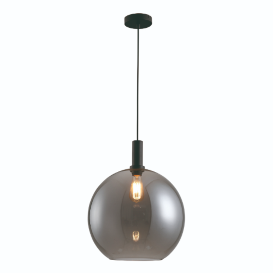 1-lichts hanglamp Chandra - Ø 40 cm
