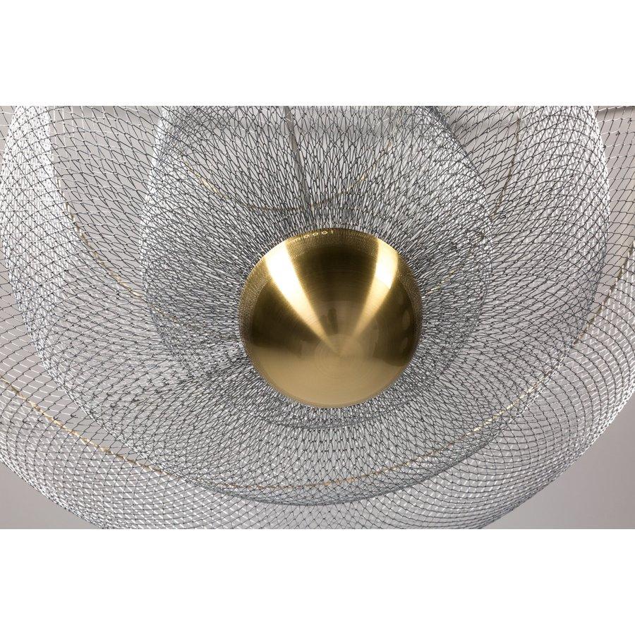 Dimbare hanglamp Meshmatics Small met geïntegreerde LED