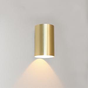 Artdelight Dimbare in- en outdoor wandlamp Brody 1 met geïntegreerde LED
