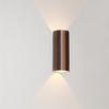 Artdelight Dimbare in- en outdoor wandlamp Brody 2 met geïntegreerde LED