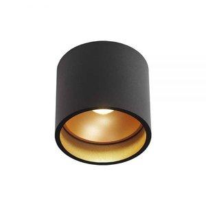 Artdelight Dimbare plafondlamp Orleans met geïntegreerde LED