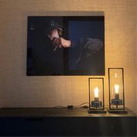 Tafellamp Tiburio - Hoogte 43 cm
