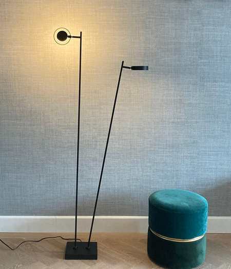 Bling 2 LED - Zwart