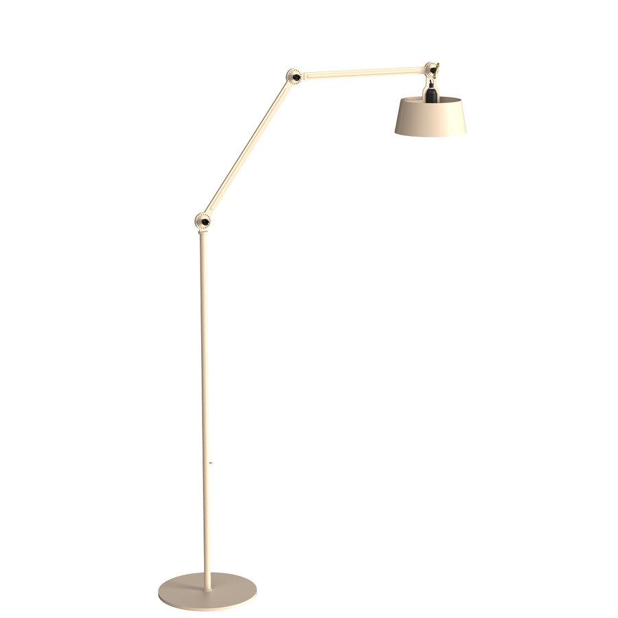 Dimbare vloerlamp Bolt Floor 2 arm Long
