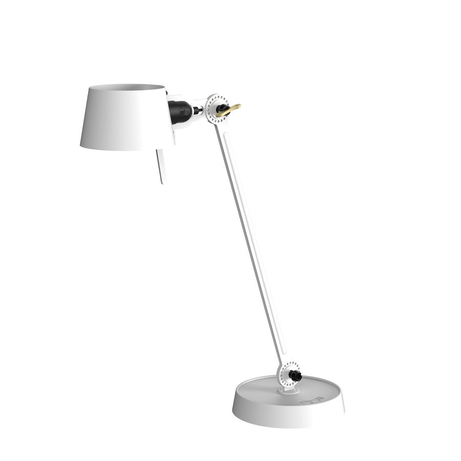 Draaibare bureaulamp Bolt Desk 1 arm foot