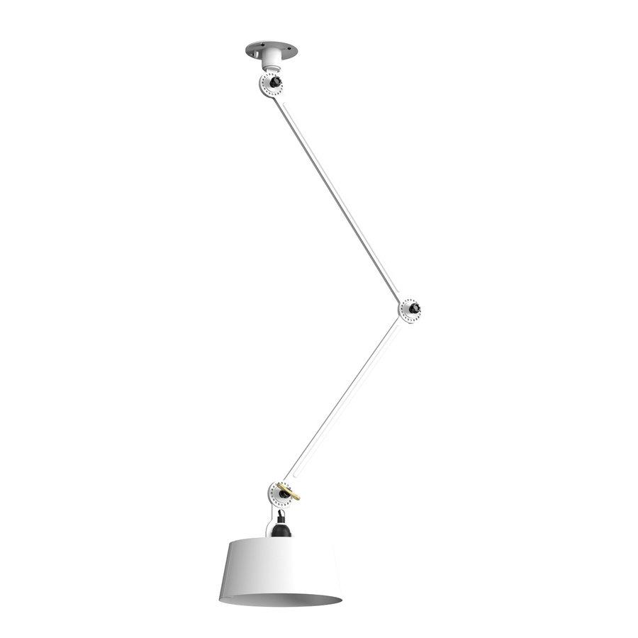 Plafondlamp Bolt Ceiling 2 arm Underfit - directe plafondinstallatie