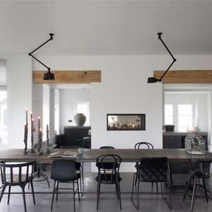 Tonone Plafondlamp Bolt Ceiling 2 arm Sidefit - directe plafondinstallatie