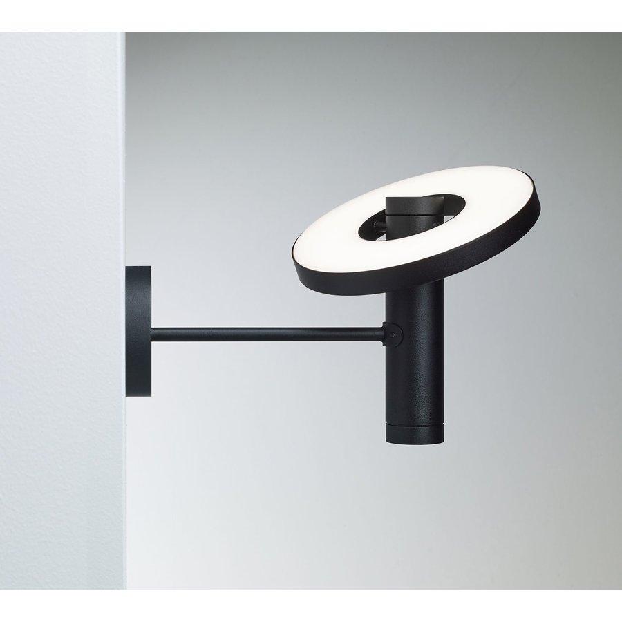 Dimbare (Dim to Warm) wandlamp Beads Wall 35 Uplight - directe wandinstallatie