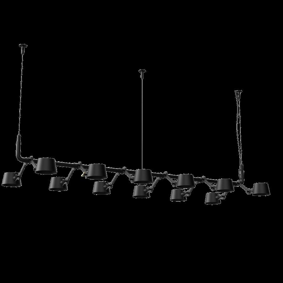 12-lichts hanglamp Tonone Bolt Pendant