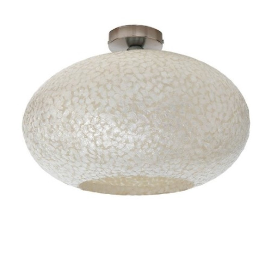 Plafonniere Wangi White Ufo - Ø 40 cm