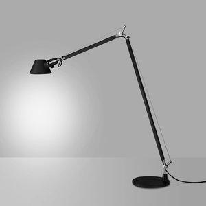 Artemide Vloerlamp Tolomeo Lettura - Zwart