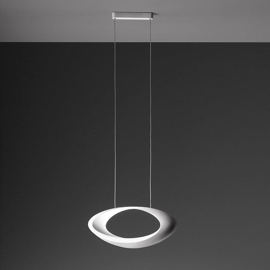 Dimbare hanglamp Cabildo met geïntegreerde LED
