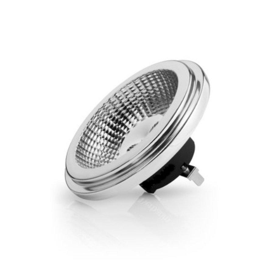 Dimbare LED lichtbron G53 AR111 10 Watt (84 Watt)